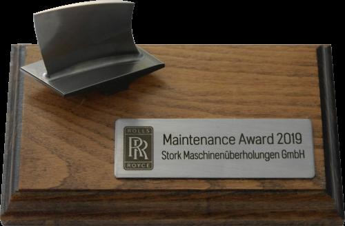 MaintainanceAward 2019